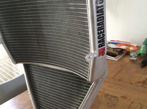 ZX6-R 2009-2019 Grote Raceradiateur