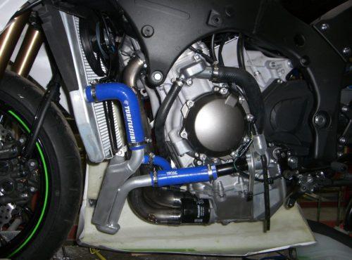 Kawasaki ZX10-R2011-2015additional waterradiator